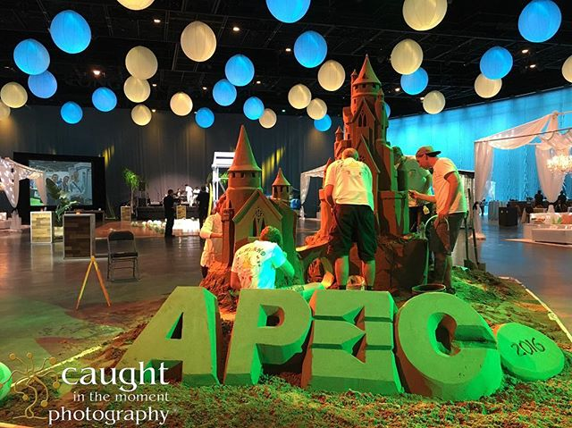 @apec_conf #social #event at the 2016 #conference in #longbeach #beachwithbenefits