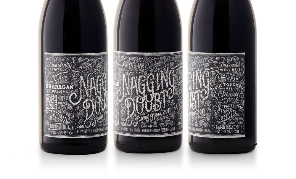Nagging Doubt Wines