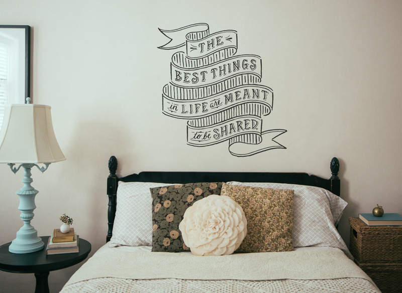 Best Things Decal, $22.99