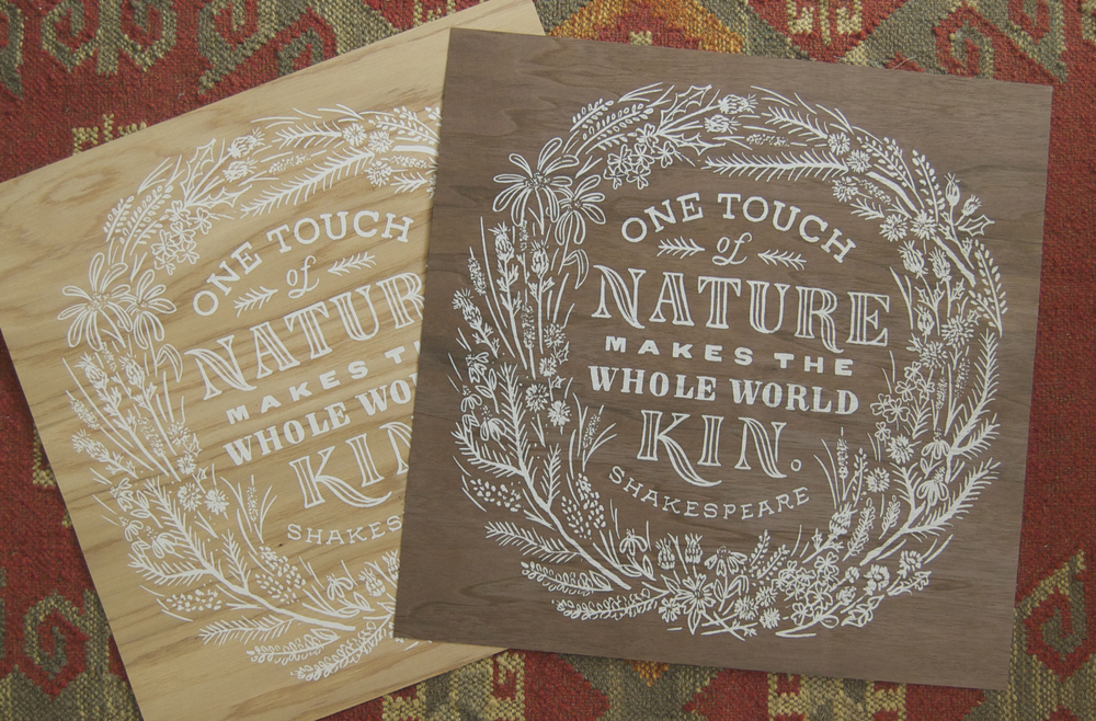 Touch of Nature Prints
