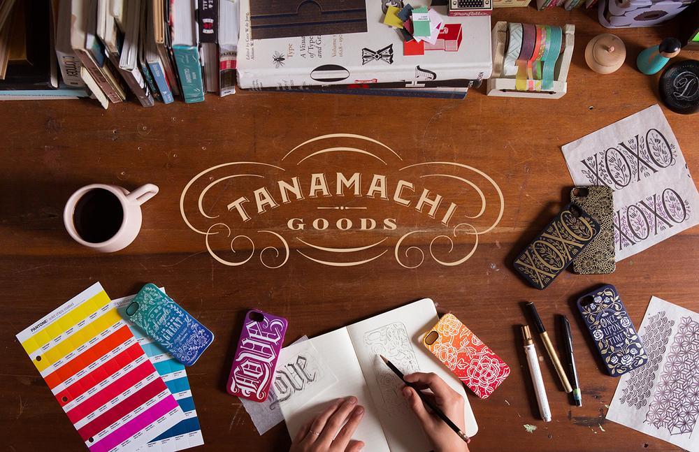Tanamachi Goods Header