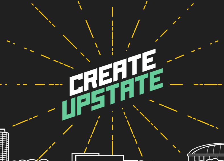 Create Upstate Conference, Syracuse  Lecture April 17, 2015