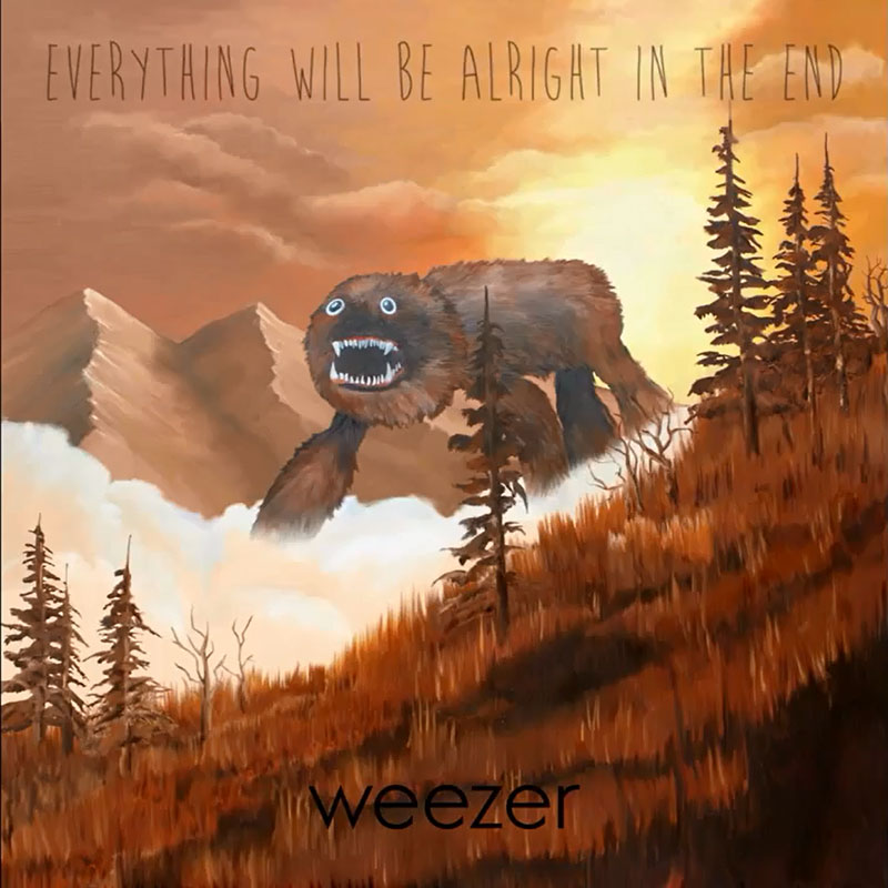 WEEZER  Everything Will Be Alright in the End   KEVIN: Pass  PAUL: Pass TORI: Buy It QUINN: Stream It