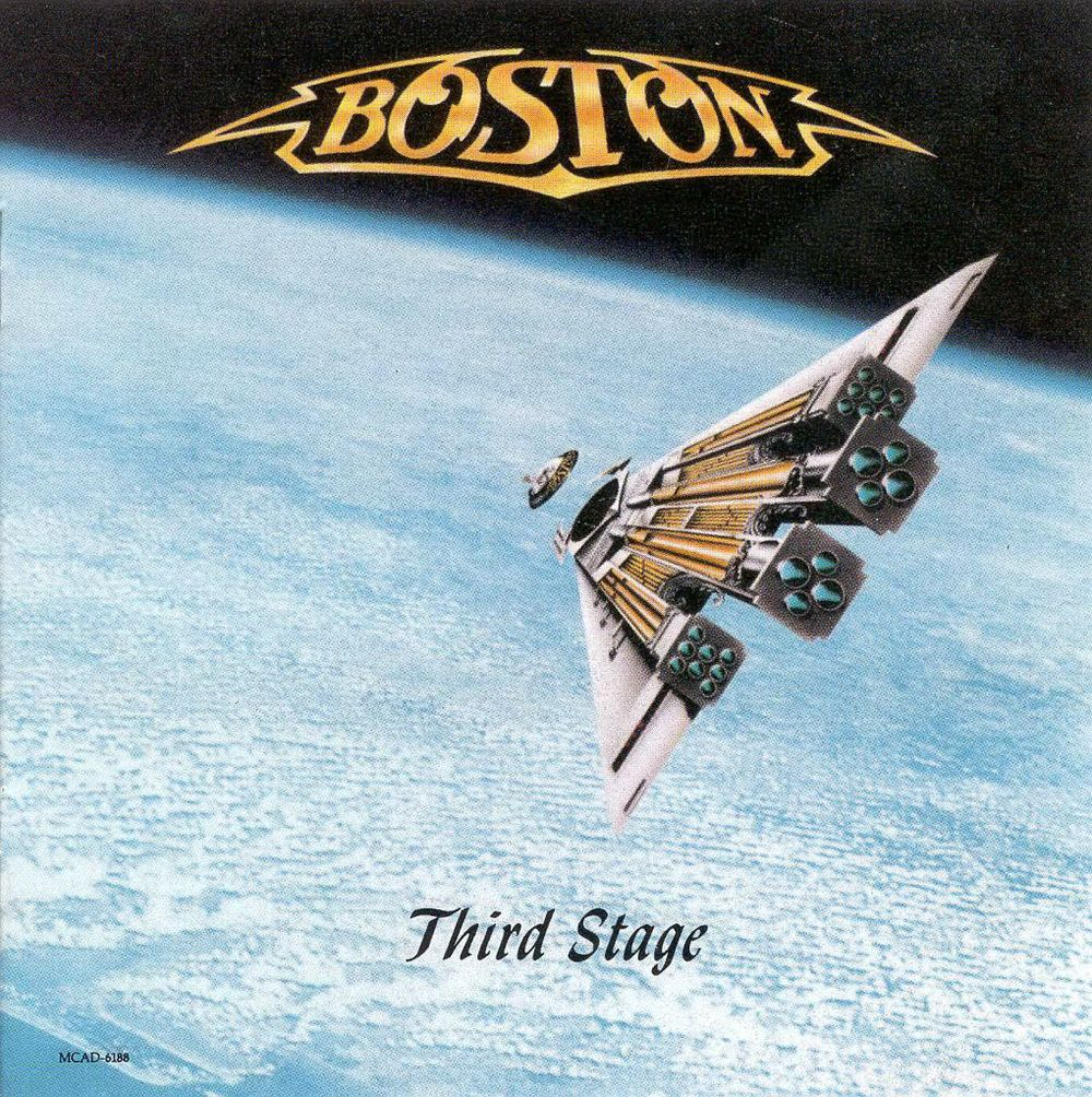 "BOSTON Track: ""Cool The Engines"" Album:  Third Stage    Official Site  