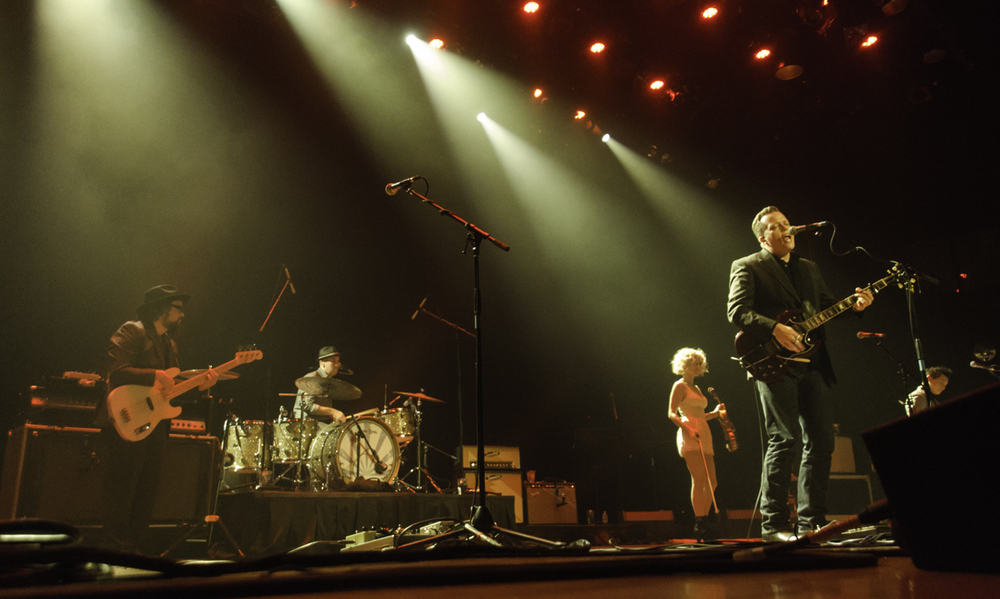 Jason Isbell and the 400 Unit @ Ryman Auditorium - 10/26/14
