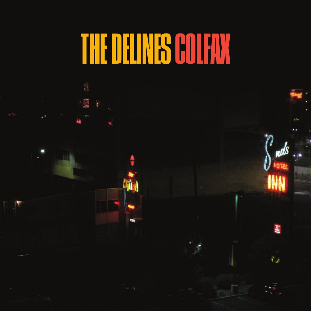 "THE DELINES  TRACK: ""I Won't Slip Up"" ALBUM:  Colfax    Official Site  