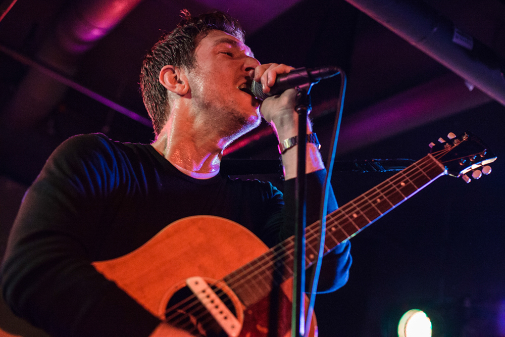 Hamilton Leithauser at U St Music Hall on January 23rd, 2015