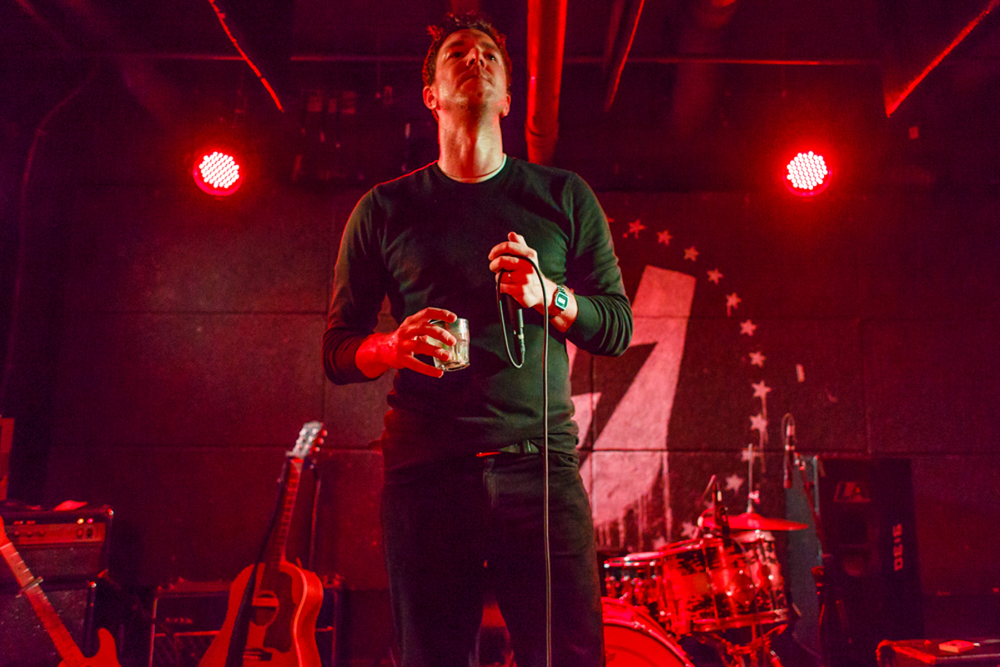 Hamilton Leithauser croons at U Street Music Hall