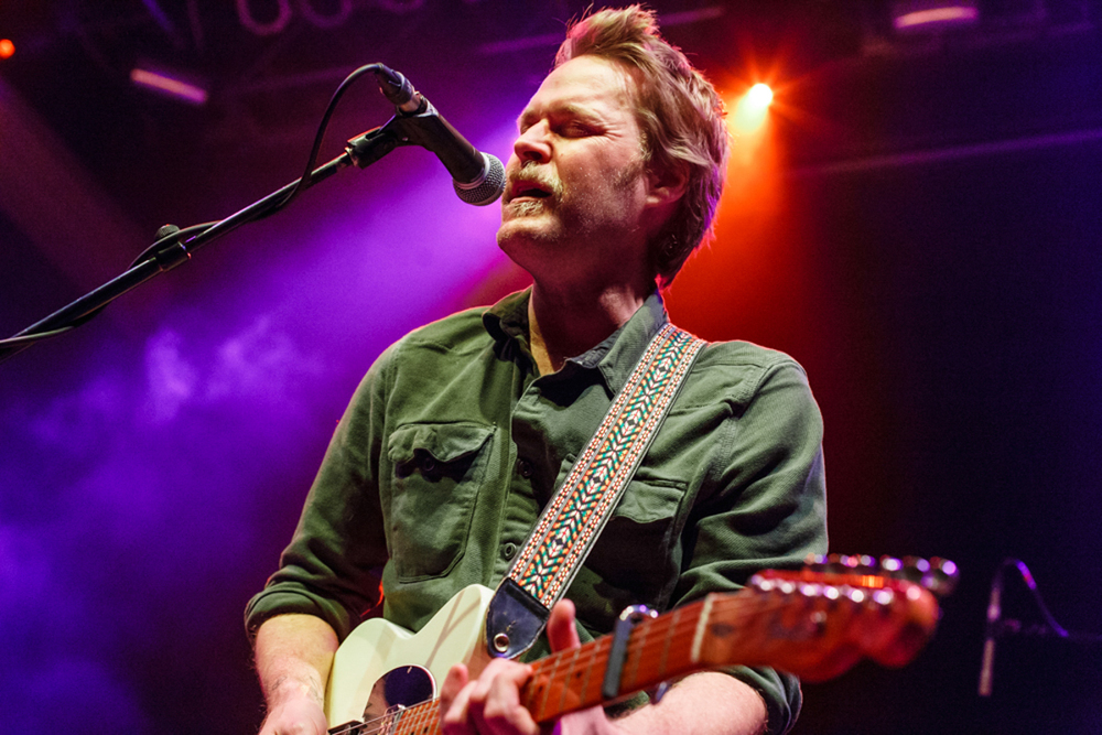 Hiss Golden Messenger at the 9:30 Club in Washington, DC on January 25th, 2015