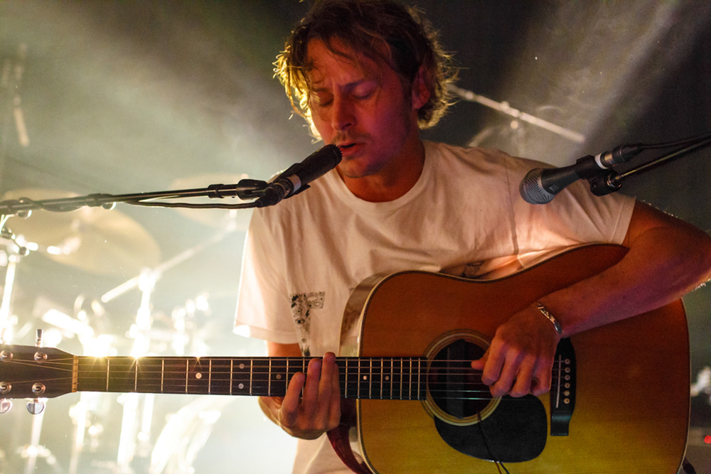 Ben Howard at the 9:30 Club, 1/25/2015