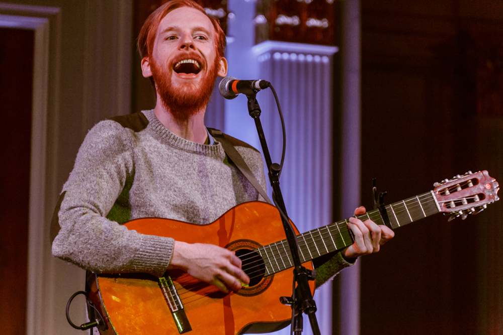 Photos: Kevin Devine @ Music Hall of Williamsburg | TheWaster.com