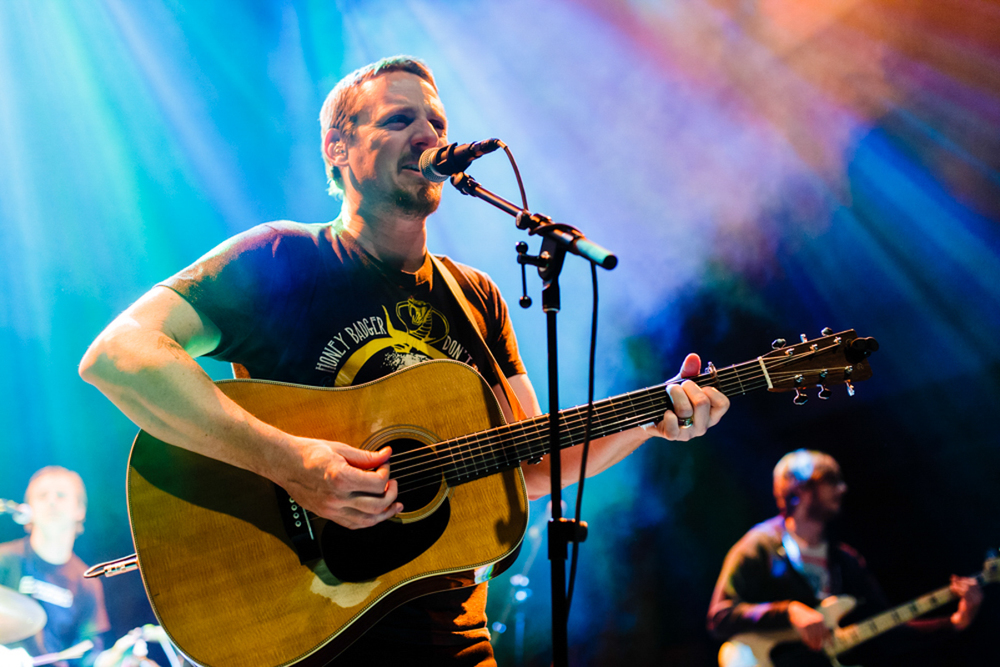 Sturgill Simpson at the 9:30 Club in Washington, DC on February 13th, 2015