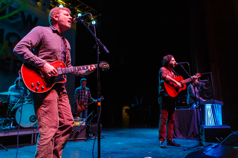 The New Pornographers at The National in Richmond, VA on February 14th, 2015