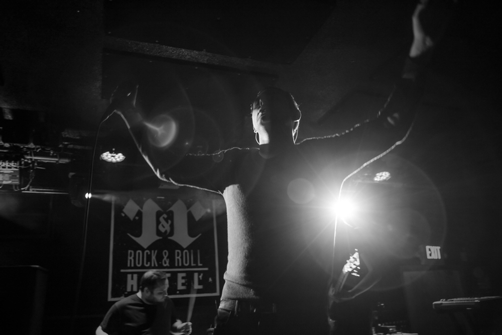 The Twilight Sad at the Rock and Roll Hotel on February 26th, 2015