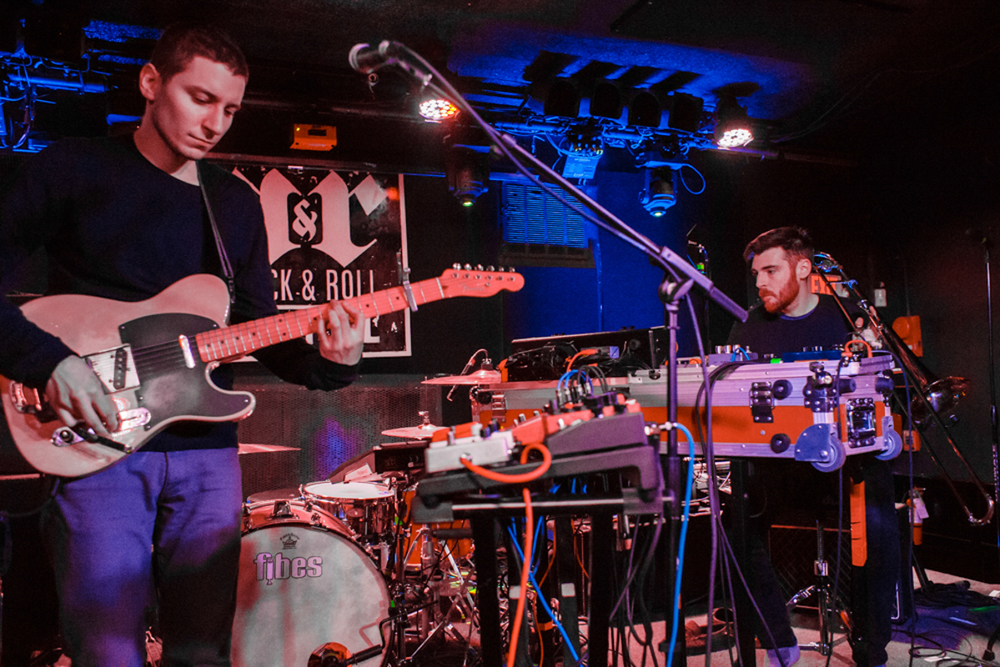 Port St Willow at the Rock and Roll Hotel on February 26th, 2015