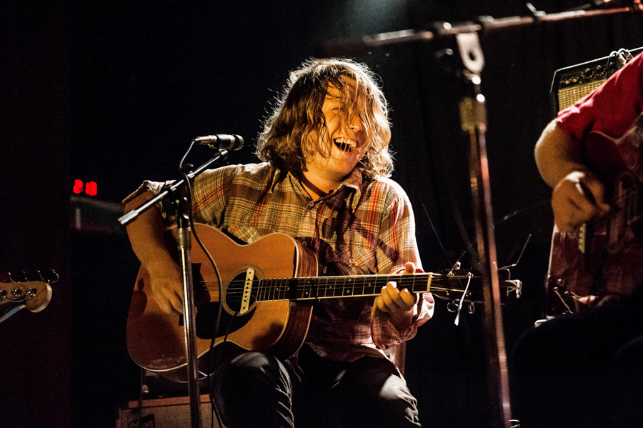 Ty Segall performing @ MFNW (Photo by Joy Asico)