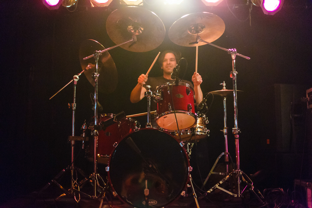 The Juliana Hatfield Three at the Black Cat in Washington, DC on March 4th, 2015