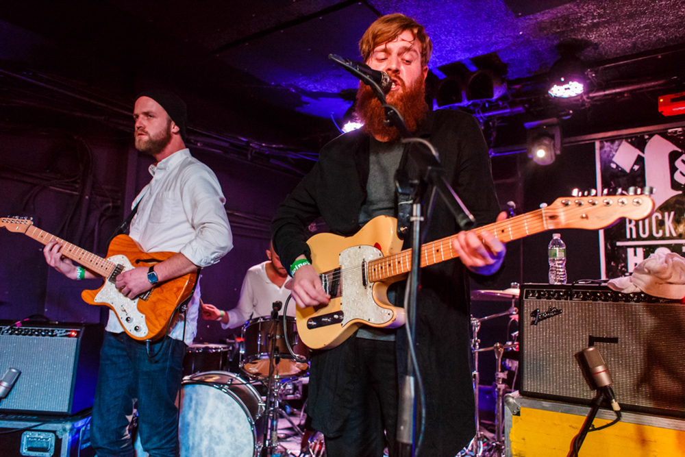 Horse Thief at the Rock and Roll Hotel in Washington, DC on March 8th, 2015