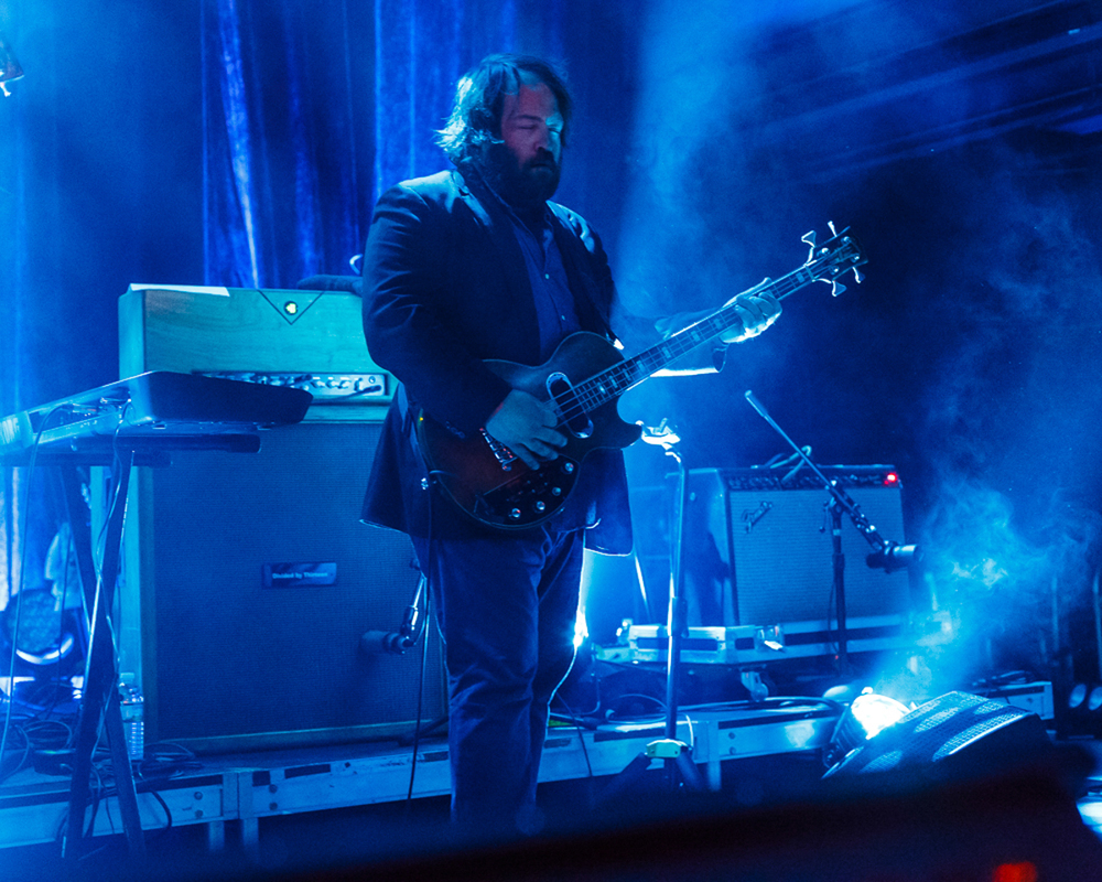 Father John Misty at the 9:30 Club in Washington, DC on March 28th, 2015