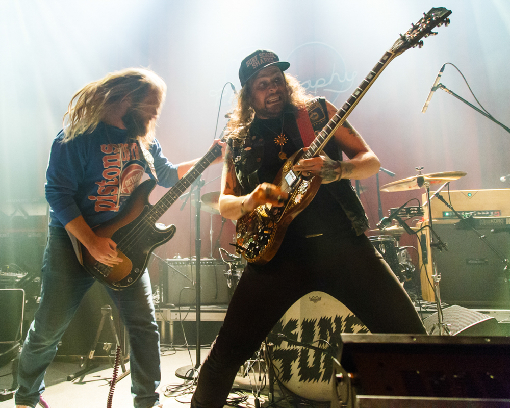 King Tuff at the 9:30 Club in Washington, DC on March 28th, 2015