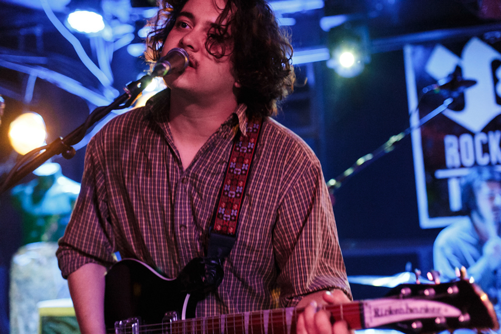 The Districts at the Rock and Roll Hotel in Washington, DC on March 27th, 2015