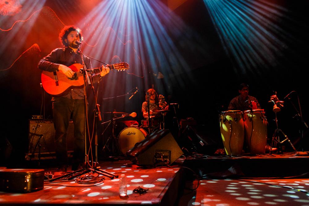 José González at the 9:30 Club in Washington, DC on April 7th, 2015