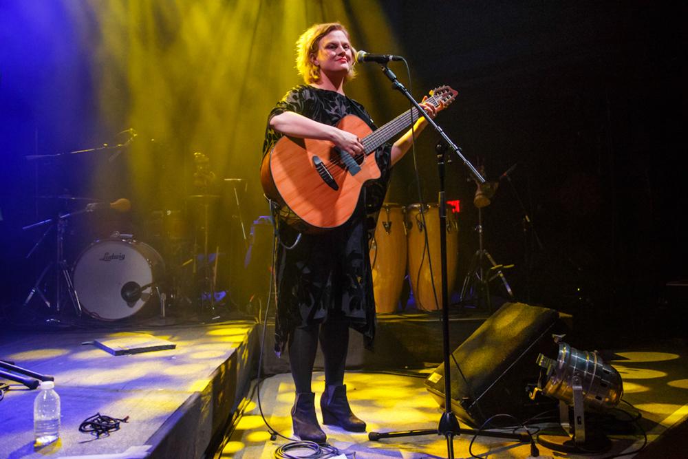 Ólöf Arnalds at the 9:30 Club in Washington, DC on April 7th, 2015