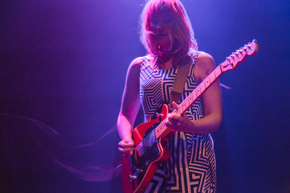 Flock of Dimes at the 9:30 Club in Washington, DC on April 8th, 2015