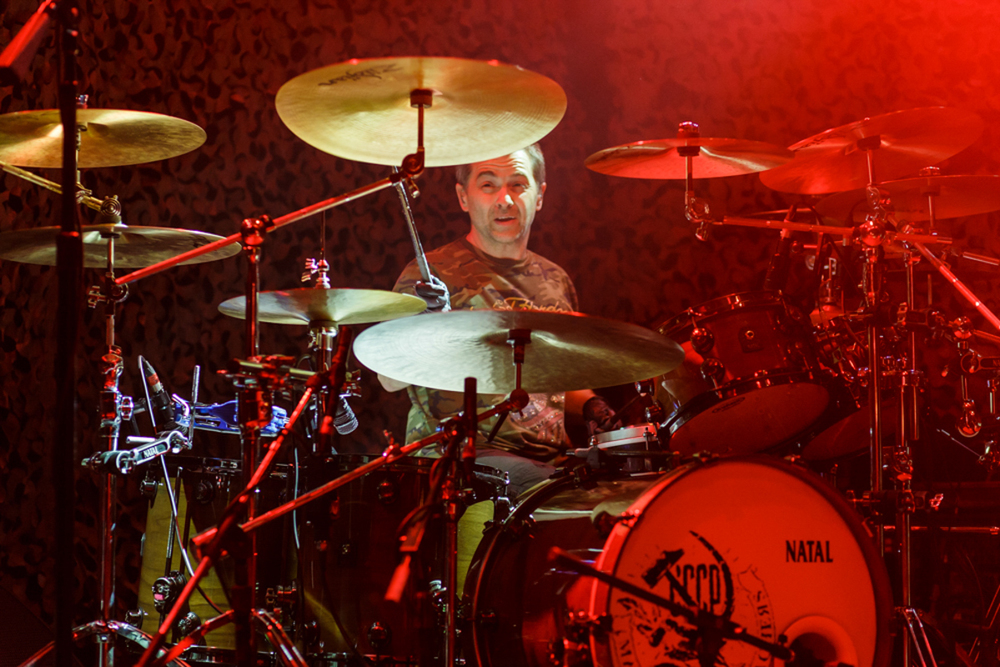 Manic Street Preachers at the 9:30 Club in Washington, DC on April 20th, 2015