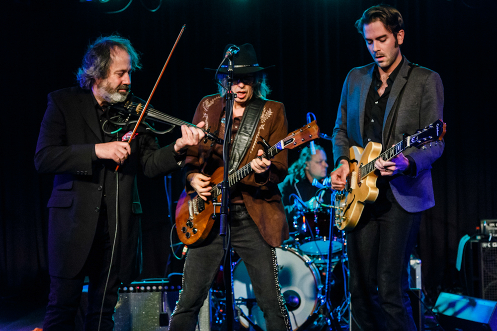 The Waterboys at The Birchmere in Alexandria, VA on April 21st, 2015