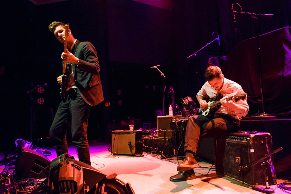 Hamilton Leithauser at the 9:30 Club in Washington, DC on May 3rd, 2015