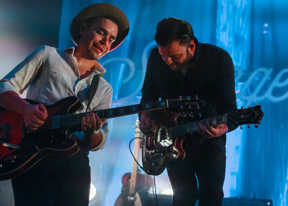 Lord Huron at the 9:30 Club in Washington, DC on May 3rd, 2015