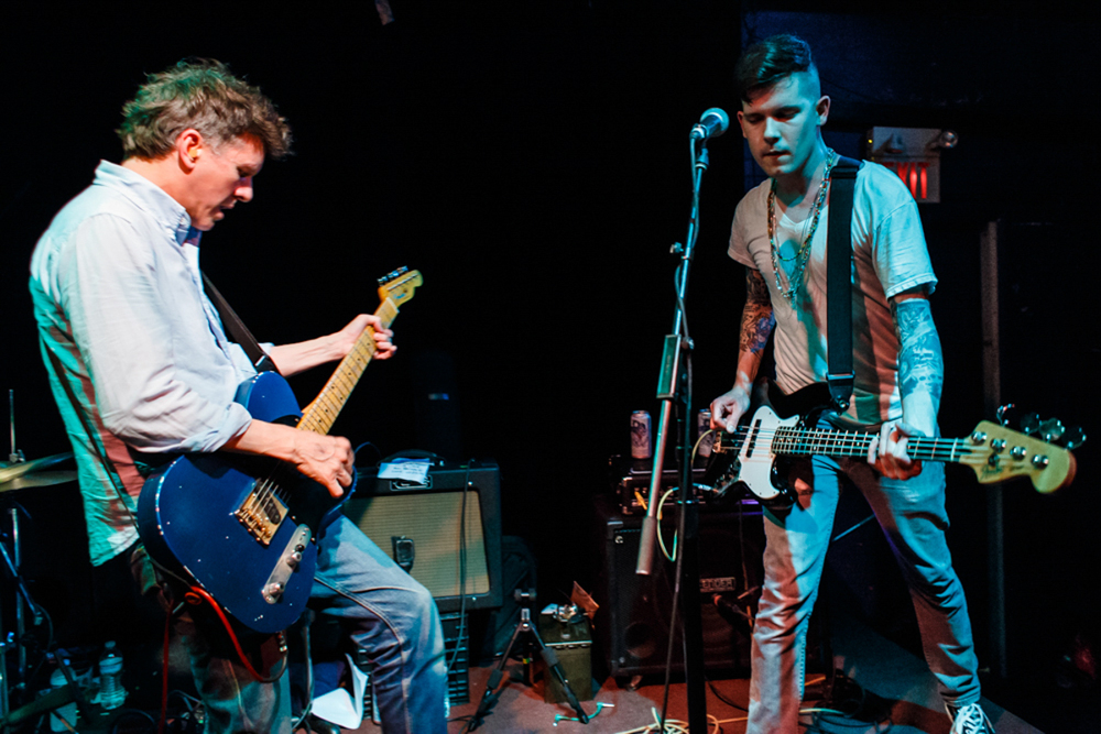 Mac McCaughan at the Black Cat in Washington, DC on May 8th, 2015