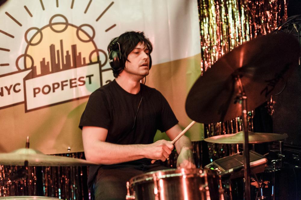 Roman A Clef at 2015's NYC PopFest