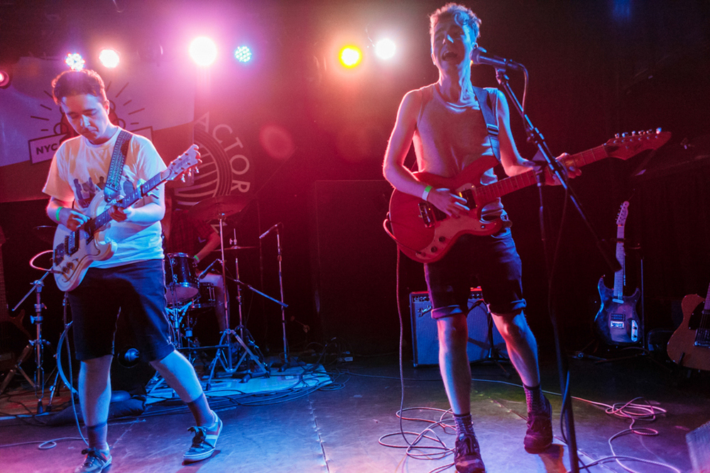 The Spook School at 2015's NYC PopFest