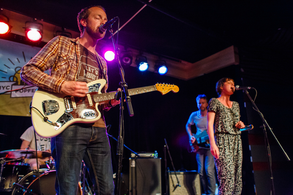 Seabirds at 2015's NYC PopFest