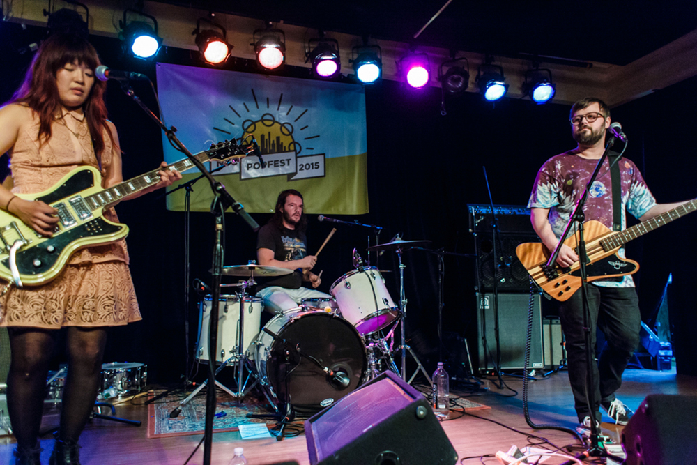 Eternal Summers at 2015's NYC PopFest
