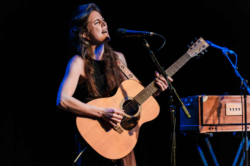 Olivia Chaney at Jammin' Java - 4/6/15