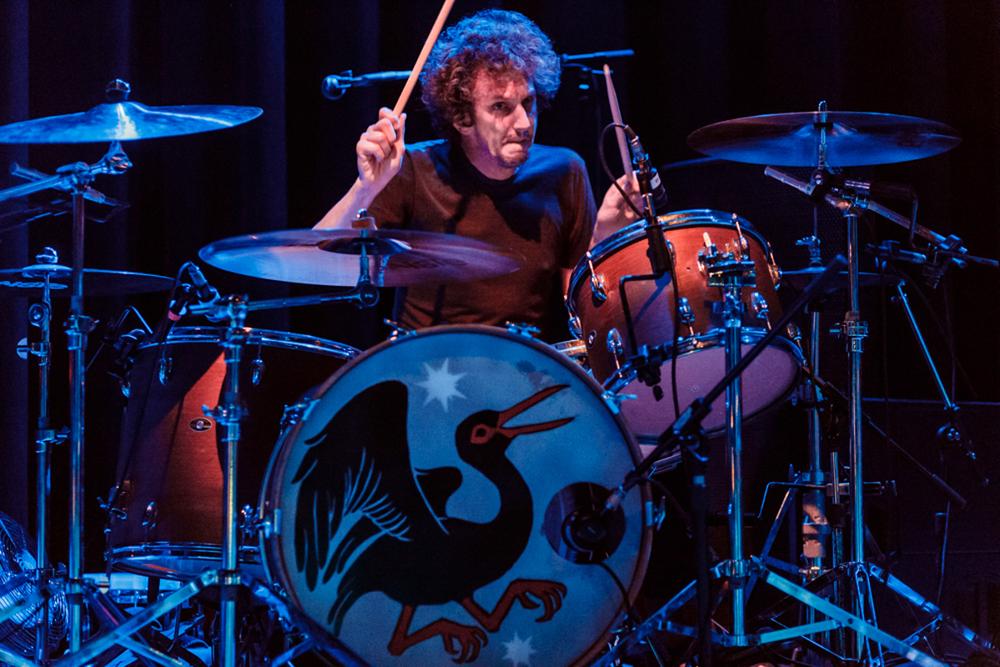 Veruca Salt performing at the 9:30 Club in Washington, DC - 8/1/15 (photo by Matt Condon)
