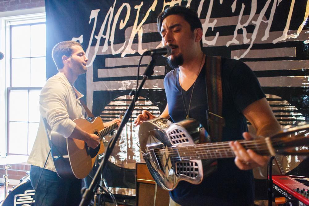 Jack the Radio - Hopscotch 2015 - Day 2