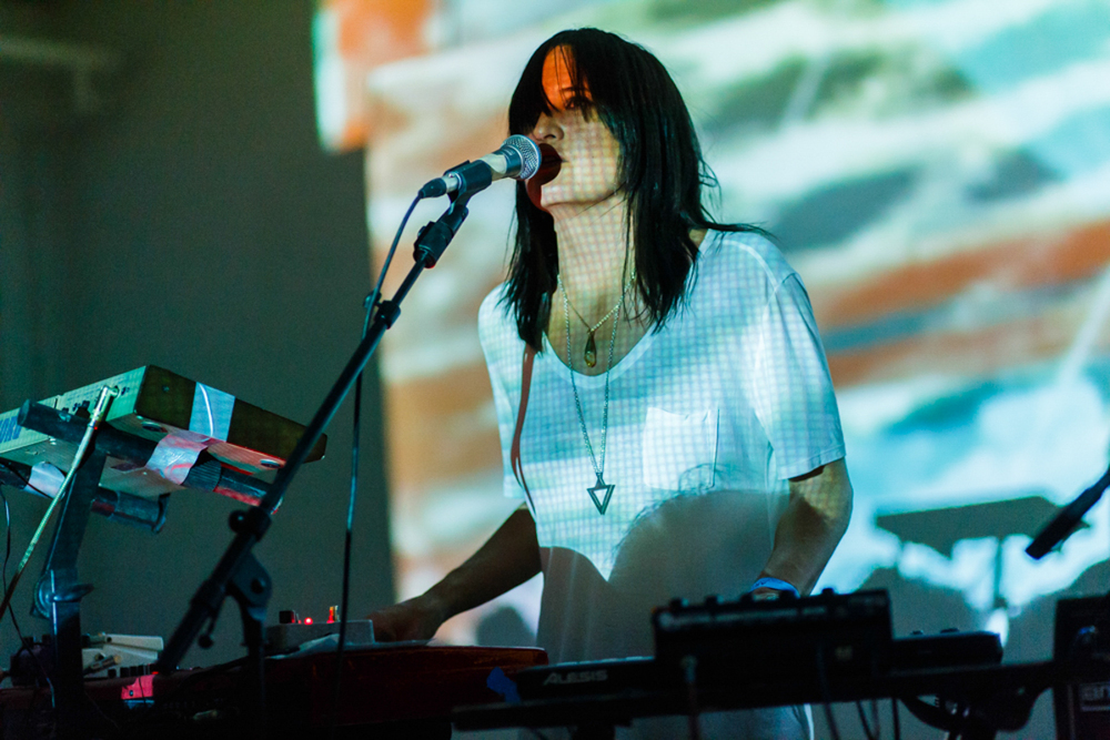 Moon Duo - Hopscotch 2015 - Day 2