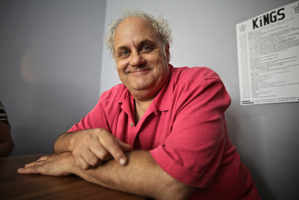 Eugene Chadbourne  Prolific and well regarded eccentric improviser.  (Photo by PJ Sykes |  www.pjsykes.com )