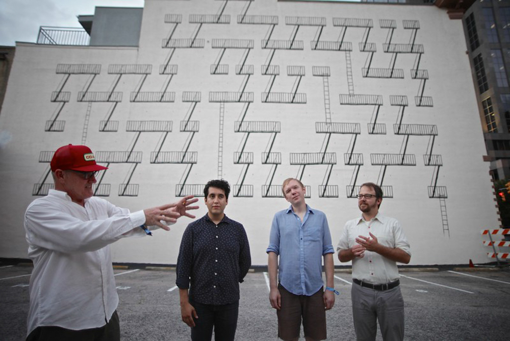 HeCTA   Electronic side project of the mighty Lambchop.  (Photo by PJ Sykes |  www.pjsykes.com )