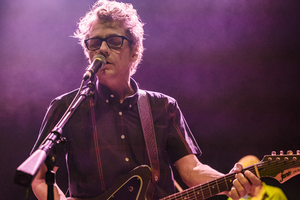 Luna's Dean Wareham at the 9:30 Club in Washington, DC - 10/6/15 (photo by Matt Condon/ @arcane93  )