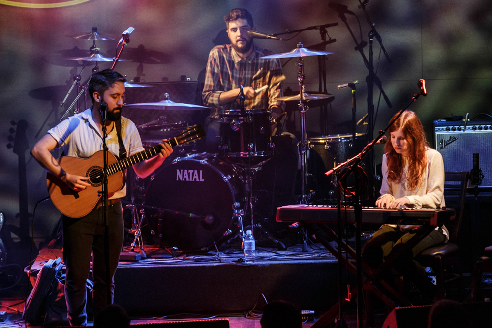 The Villagers opening for John Grant at The Hamilton in Washington, DC - 10-13-15 (photo by Matt Condon/@arcane93)