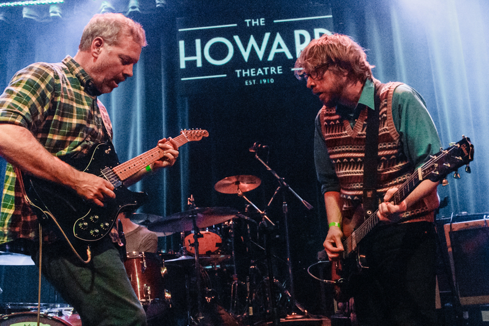 Eyelids opening for The Charlatans at the Howard Theatre in Washington, DC - 11/12/15 (photo by Matt Condon/@arcane93)