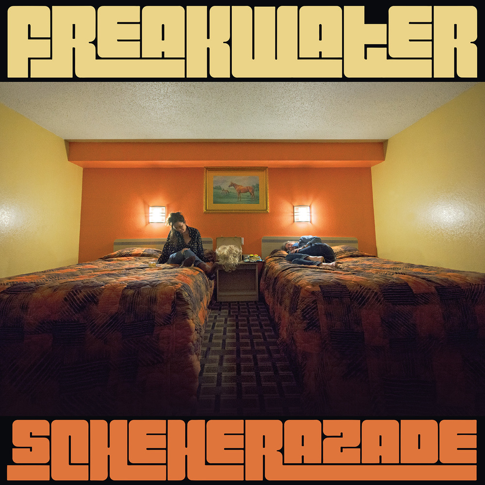 "Freakwater Track: ""The Asp and the Albatross"" Album:  Scheherazade    Official Site  