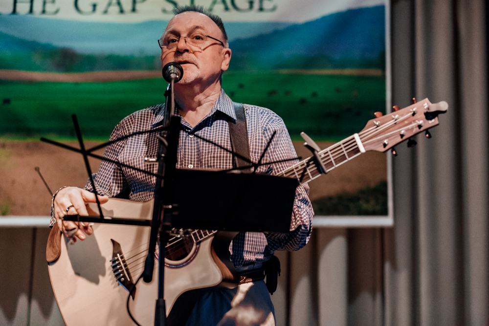 Plainsong at the Old Stone School in Hillsboro, VA - 4/1/16 (photo by Matt Condon / @arcane93)