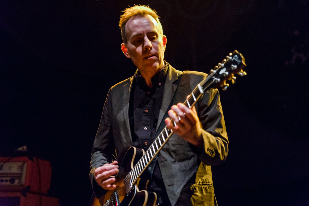 Ted Leo at the 9:30 Club in Washington, DC - 4/27/16 (photo by Matt Condon / @arcane93)