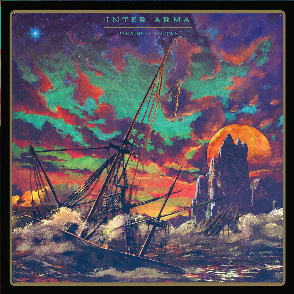 Paradise Gallows  Inter Arma   Kevin: BUY IT Paul: BUY IT Eduardo: BUY IT Marcus (Dowling): BUY IT  LINKS  Official Site   Facebook   LISTEN ON  Spotify   Apple Music